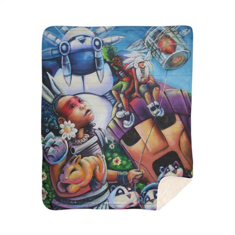 Bunneh an'em Home Blanket by All City Emporium's Artist Shop