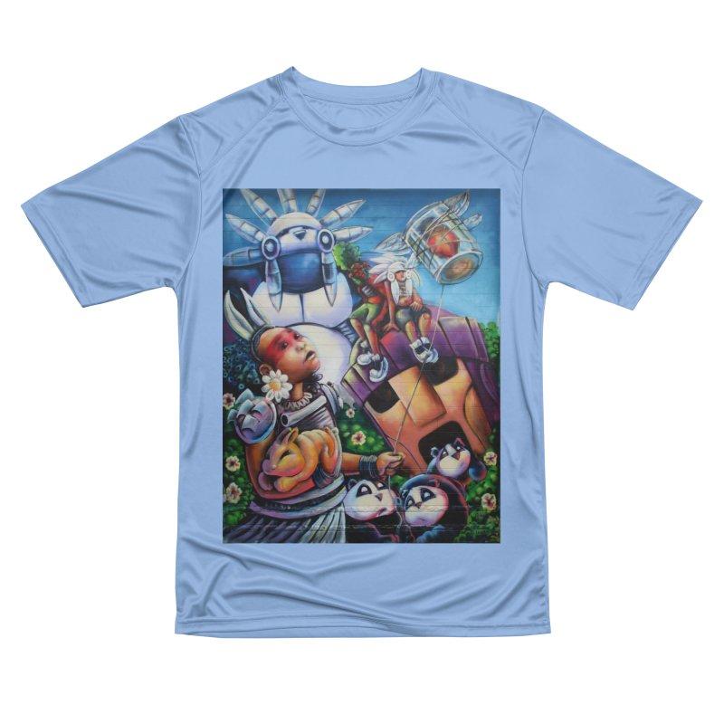 Bunneh an'em Men's T-Shirt by All City Emporium's Artist Shop