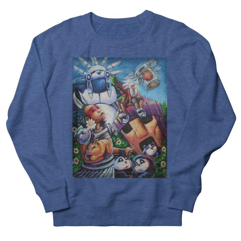 Bunneh an'em Men's Sweatshirt by All City Emporium's Artist Shop