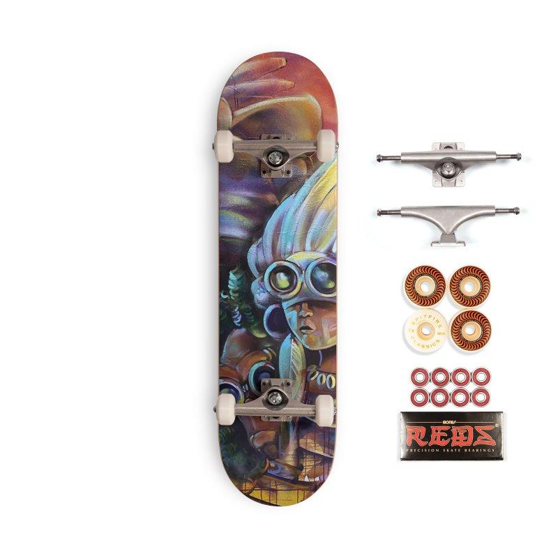 Trolli an'em Accessories Skateboard by All City Emporium's Artist Shop