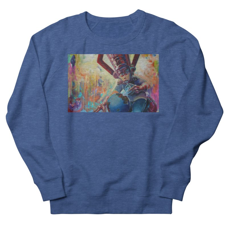 Playing with my food (whole) Men's Sweatshirt by All City Emporium's Artist Shop