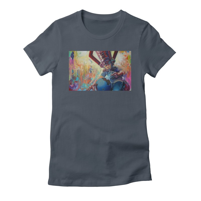 Playing with my food (whole) Women's T-Shirt by All City Emporium's Artist Shop