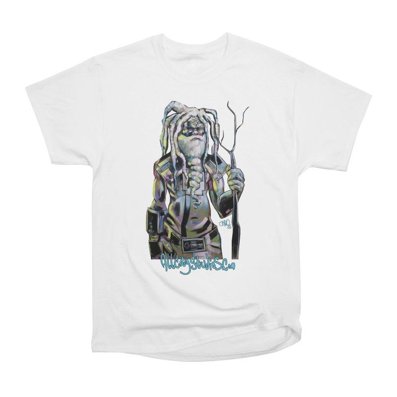 The older gods put me on... Women's T-Shirt by All City Emporium's Artist Shop