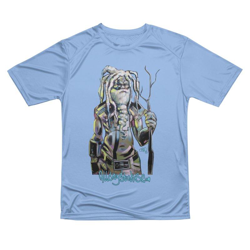 The older gods put me on... Men's T-Shirt by All City Emporium's Artist Shop