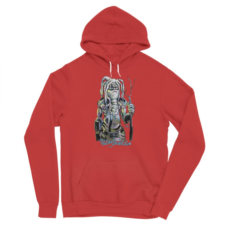 The older gods put me on... Women's Pullover Hoody by All City Emporium's Artist Shop