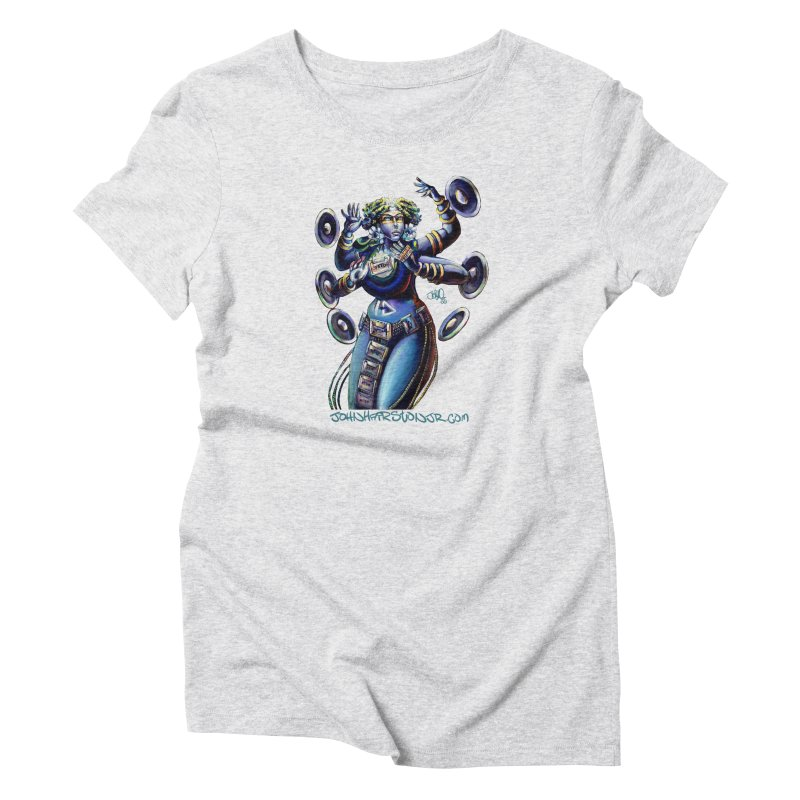Bruja 2 Women's T-Shirt by All City Emporium's Artist Shop