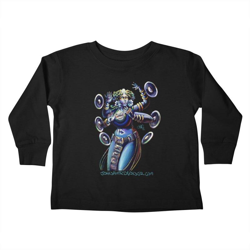 Bruja 2 Kids Toddler Longsleeve T-Shirt by All City Emporium's Artist Shop