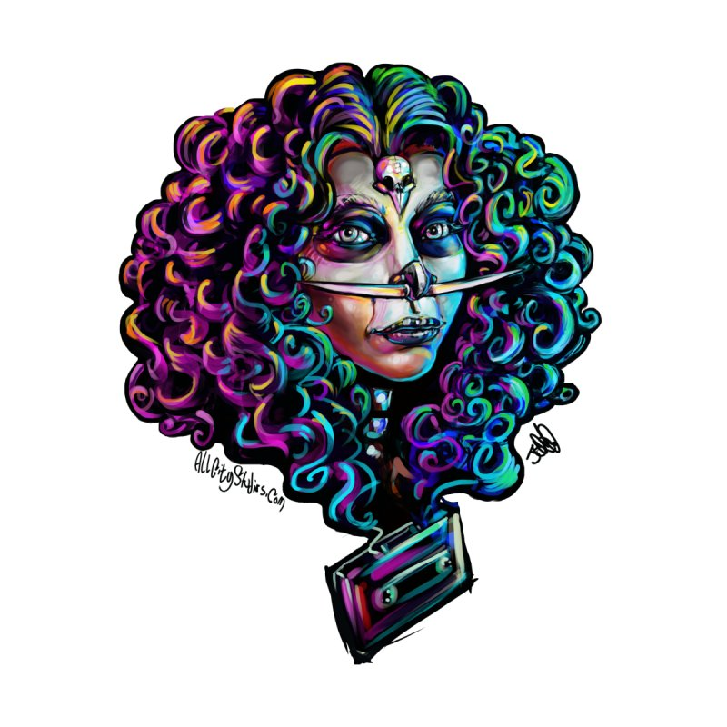Bruja #1 by All City Emporium's Artist Shop