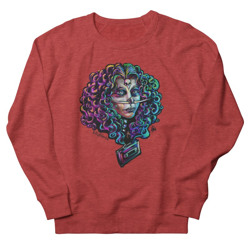 Bruja #1 Men's French Terry Sweatshirt by All City Emporium's Artist Shop