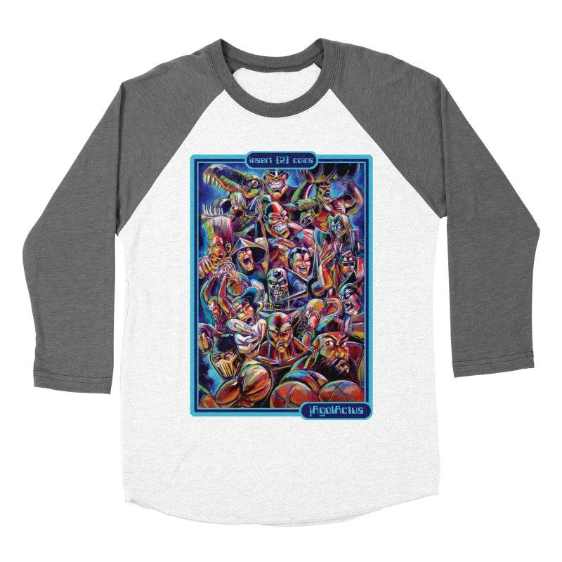 Insert (2) Coins Women's Longsleeve T-Shirt by All City Emporium's Artist Shop