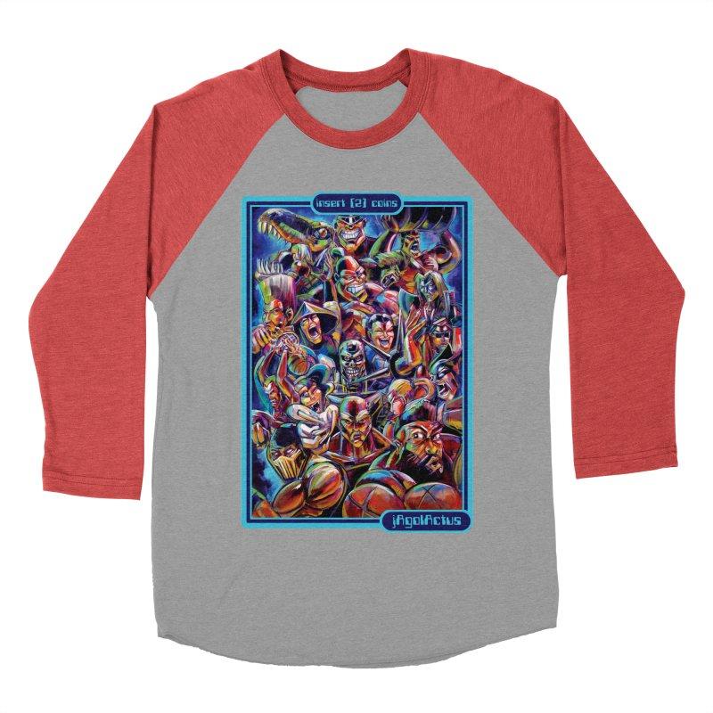 Insert (2) Coins Women's Baseball Triblend Longsleeve T-Shirt by All City Emporium's Artist Shop