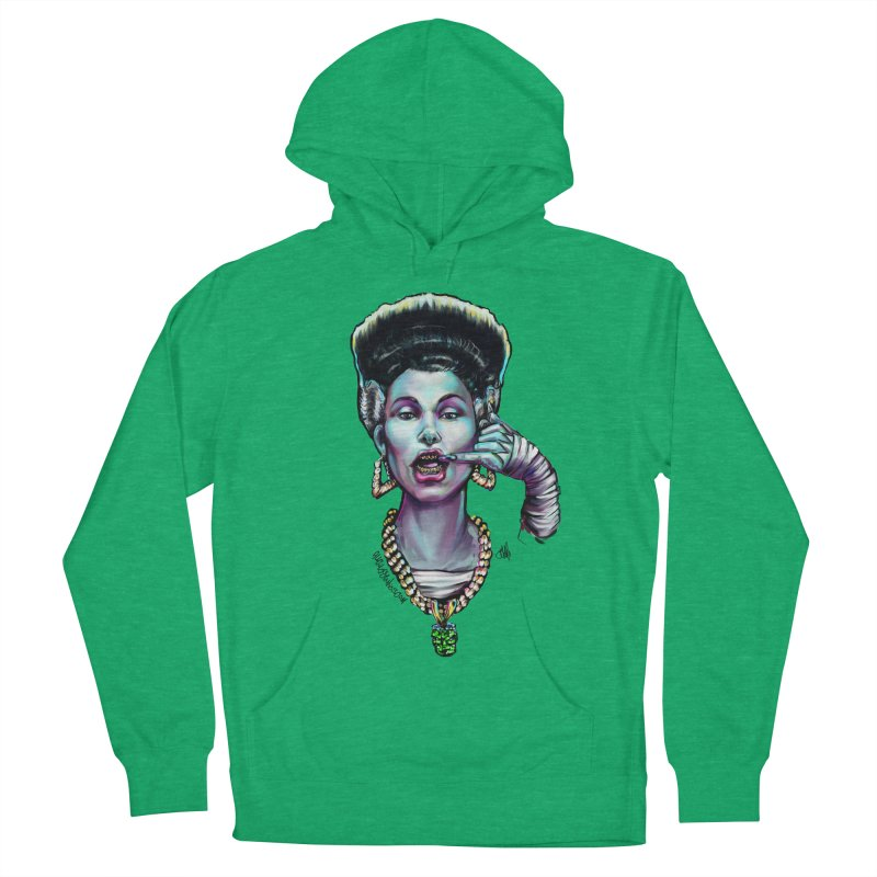 Wifey Women's French Terry Pullover Hoody by All City Emporium's Artist Shop