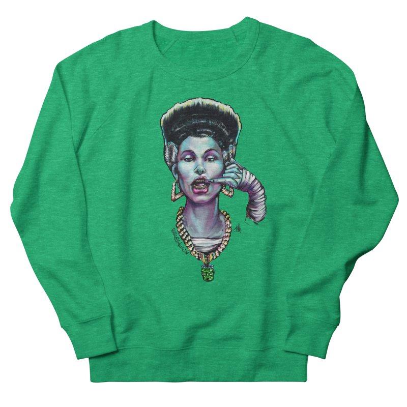 Wifey Women's Sweatshirt by All City Emporium's Artist Shop