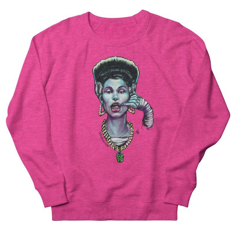Wifey Women's French Terry Sweatshirt by All City Emporium's Artist Shop