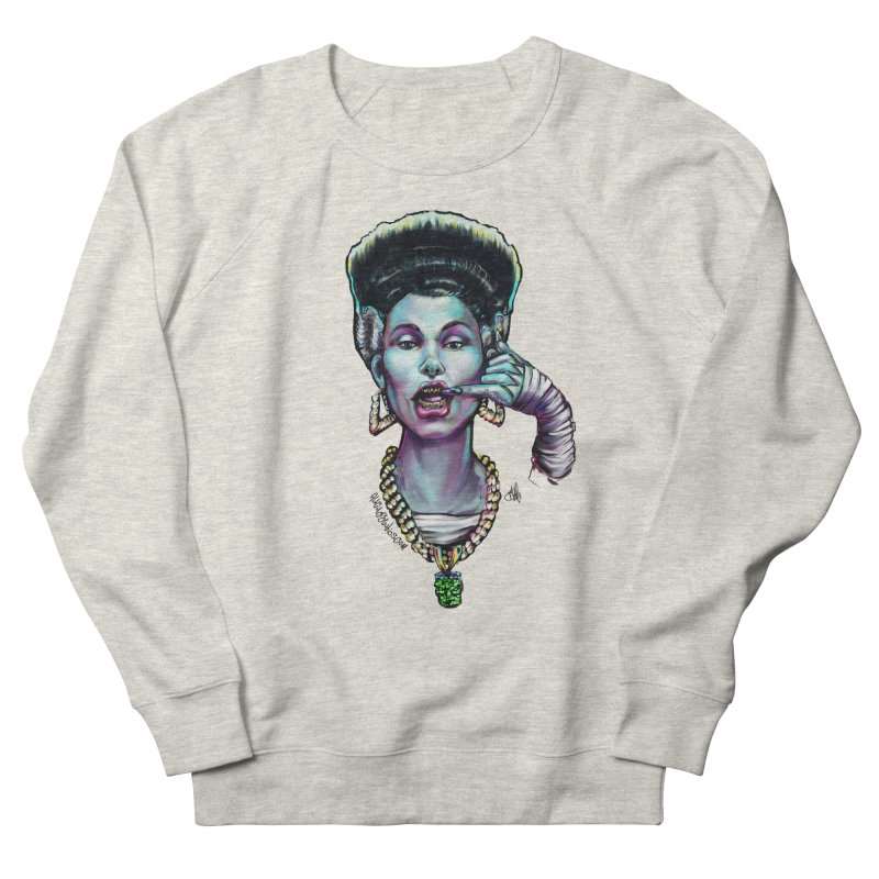 Wifey Men's French Terry Sweatshirt by All City Emporium's Artist Shop