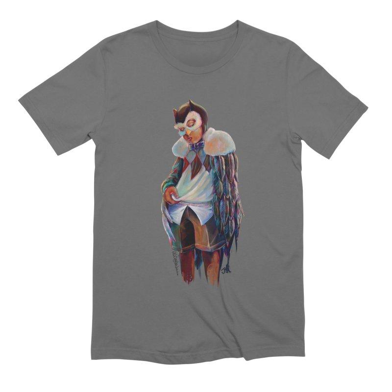 Owl boi Men's Extra Soft T-Shirt by All City Emporium's Artist Shop