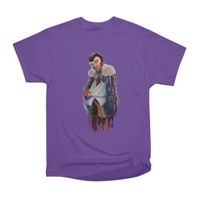 Owl boi Men's Heavyweight T-Shirt by All City Emporium's Artist Shop
