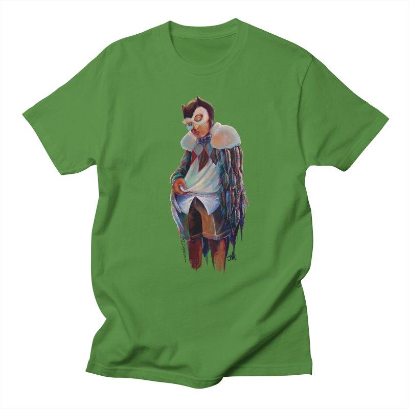 Owl boi Women's Regular Unisex T-Shirt by All City Emporium's Artist Shop