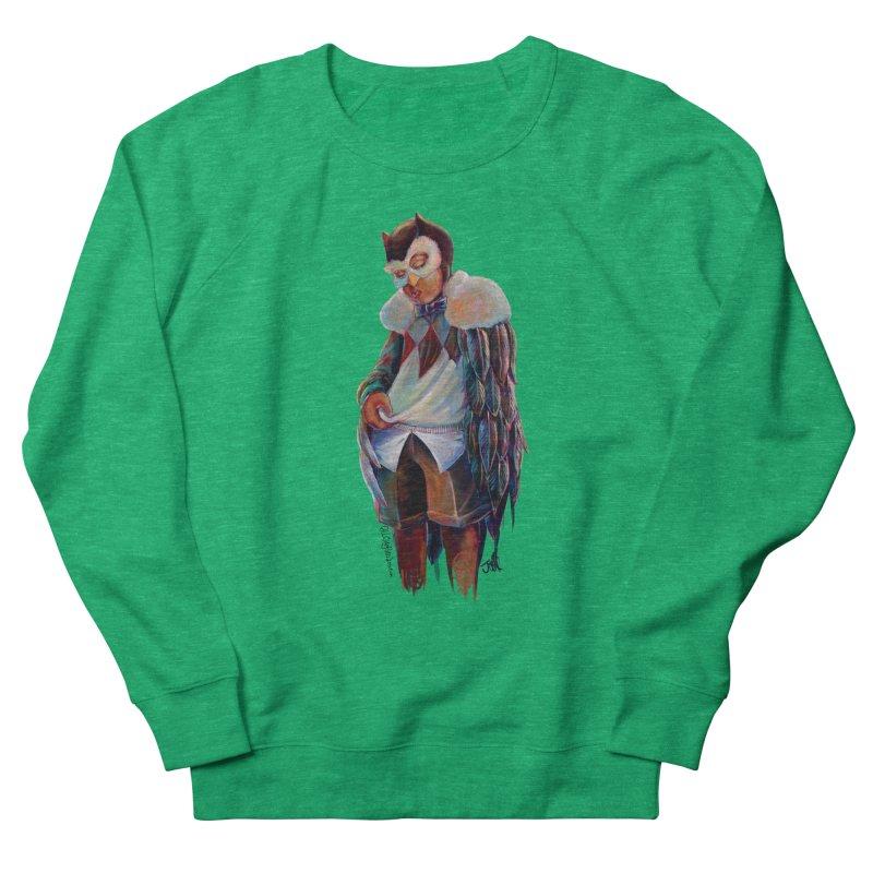 Owl boi Women's French Terry Sweatshirt by allcityemporium's Artist Shop