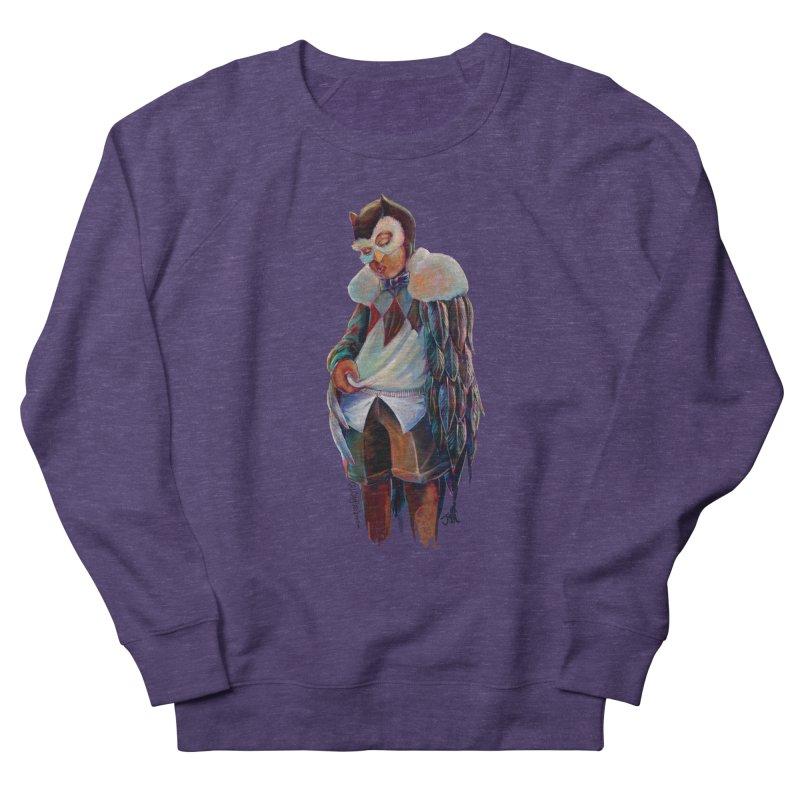 Owl boi Women's French Terry Sweatshirt by All City Emporium's Artist Shop