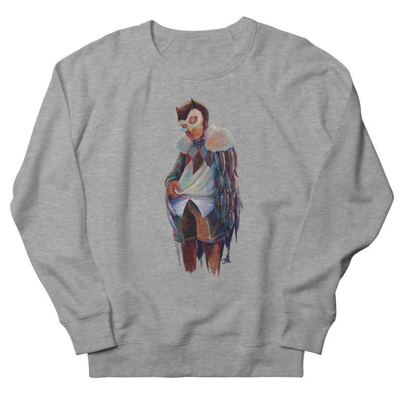 Owl boi Women's French Terry Sweatshirt by All City Emporium's Artist Shop