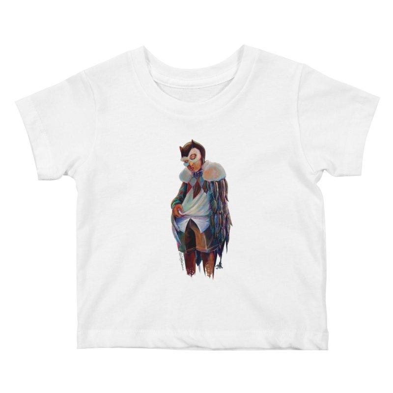 Owl boi Kids Baby T-Shirt by allcityemporium's Artist Shop