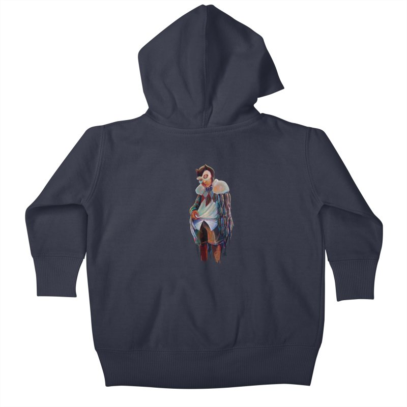 Owl boi Kids Baby Zip-Up Hoody by allcityemporium's Artist Shop