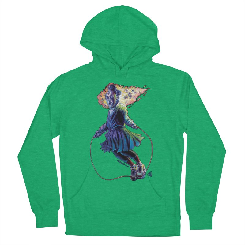 Process #3 Women's French Terry Pullover Hoody by All City Emporium's Artist Shop