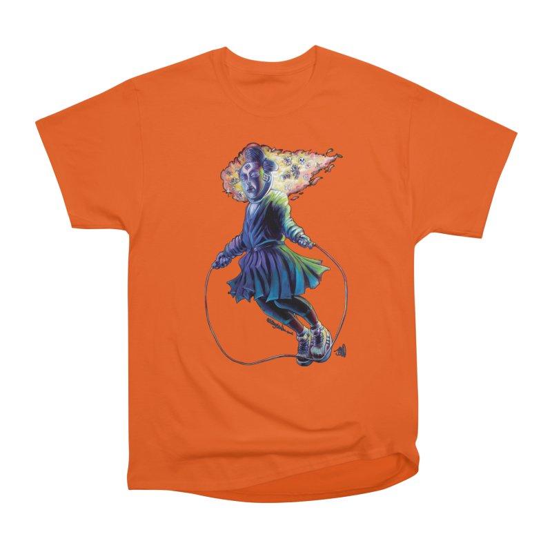Process #3 Women's Heavyweight Unisex T-Shirt by All City Emporium's Artist Shop