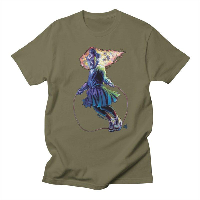 Process #3 Men's Regular T-Shirt by All City Emporium's Artist Shop