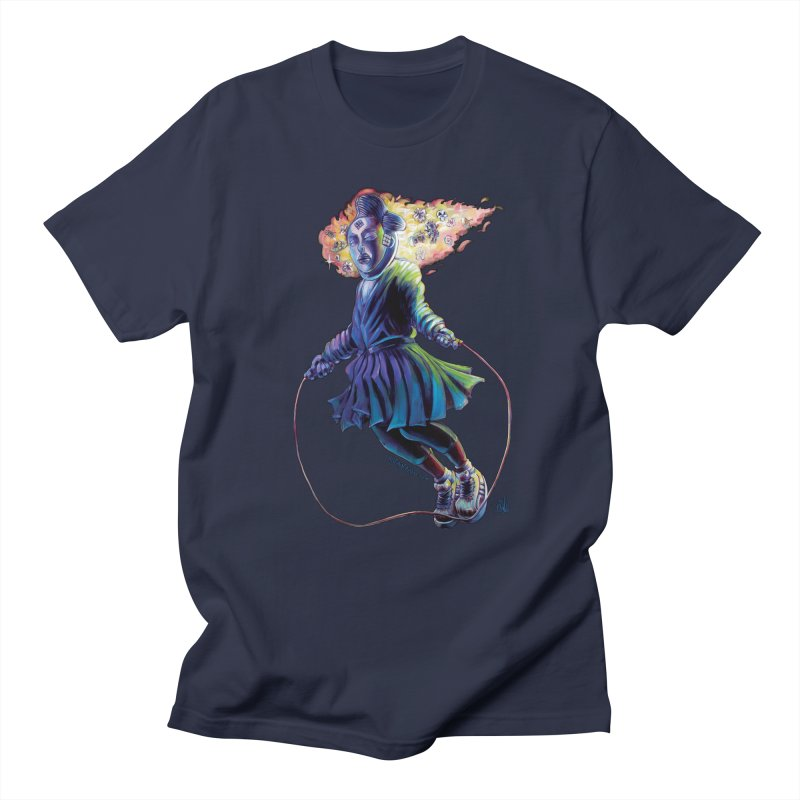 Process #3 Women's Regular Unisex T-Shirt by All City Emporium's Artist Shop