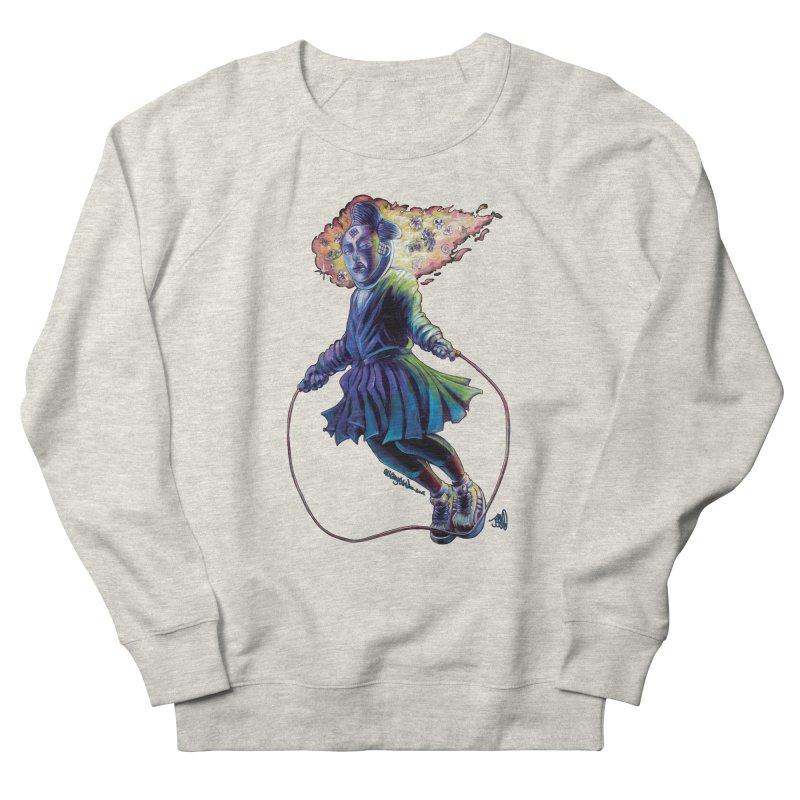 Process #3 Women's French Terry Sweatshirt by allcityemporium's Artist Shop