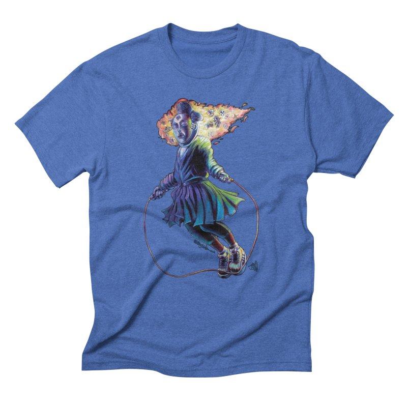 Process #3 Men's Triblend T-Shirt by All City Emporium's Artist Shop