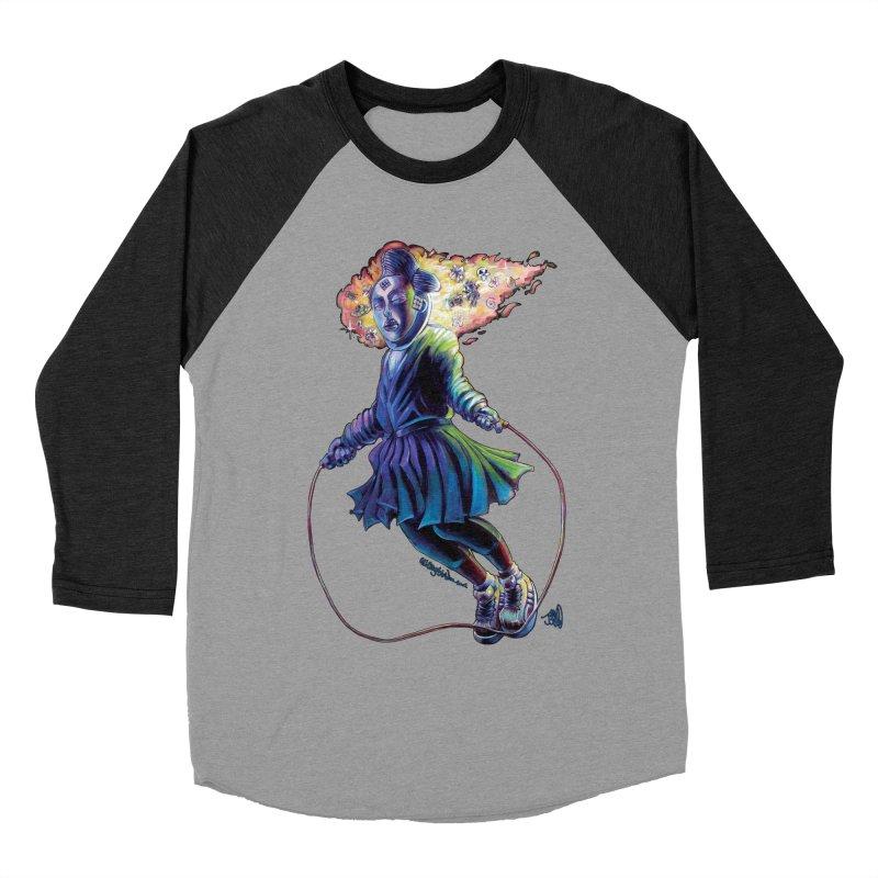 Process #3 Men's Baseball Triblend Longsleeve T-Shirt by allcityemporium's Artist Shop