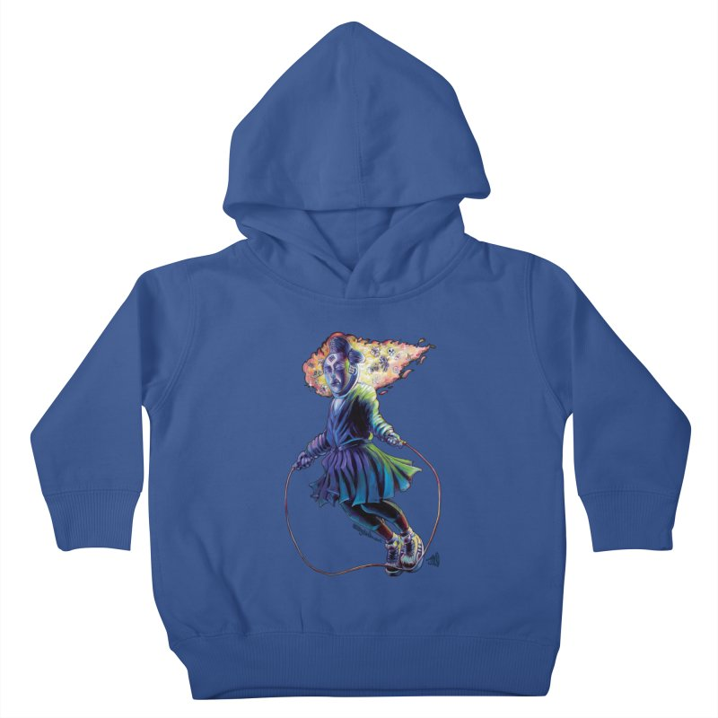 Process #3 Kids Toddler Pullover Hoody by All City Emporium's Artist Shop