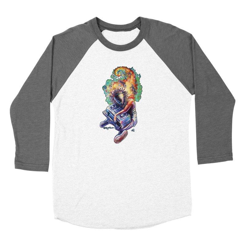 Process # 4 Men's Baseball Triblend Longsleeve T-Shirt by All City Emporium's Artist Shop