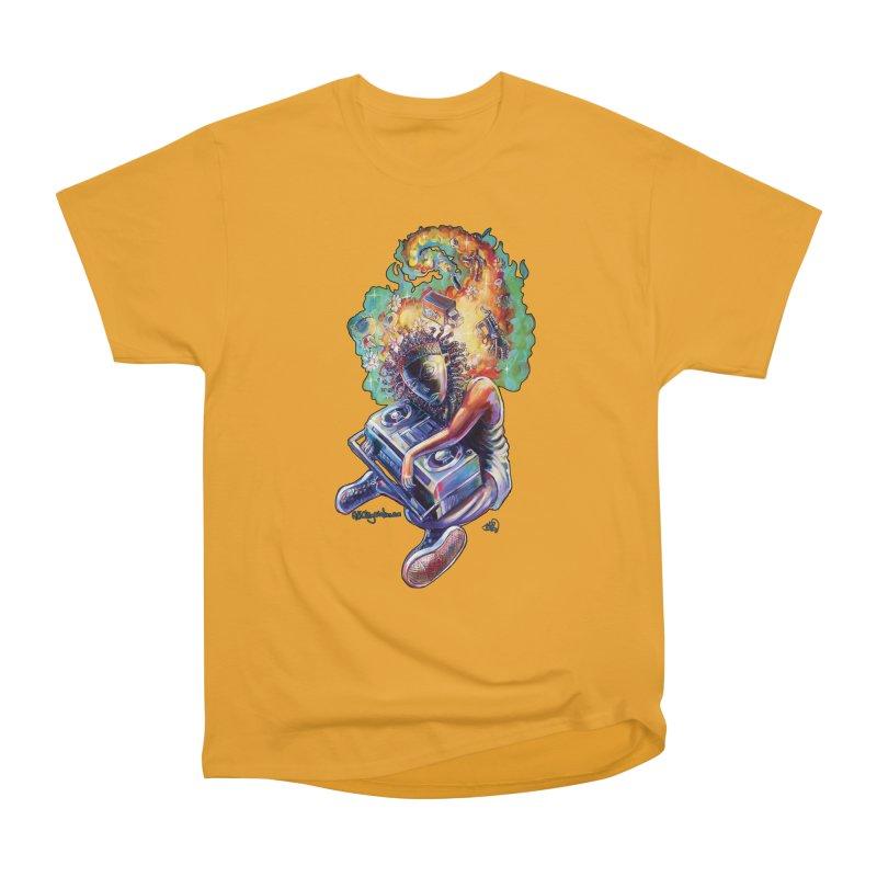 Process # 4 Women's Heavyweight Unisex T-Shirt by All City Emporium's Artist Shop