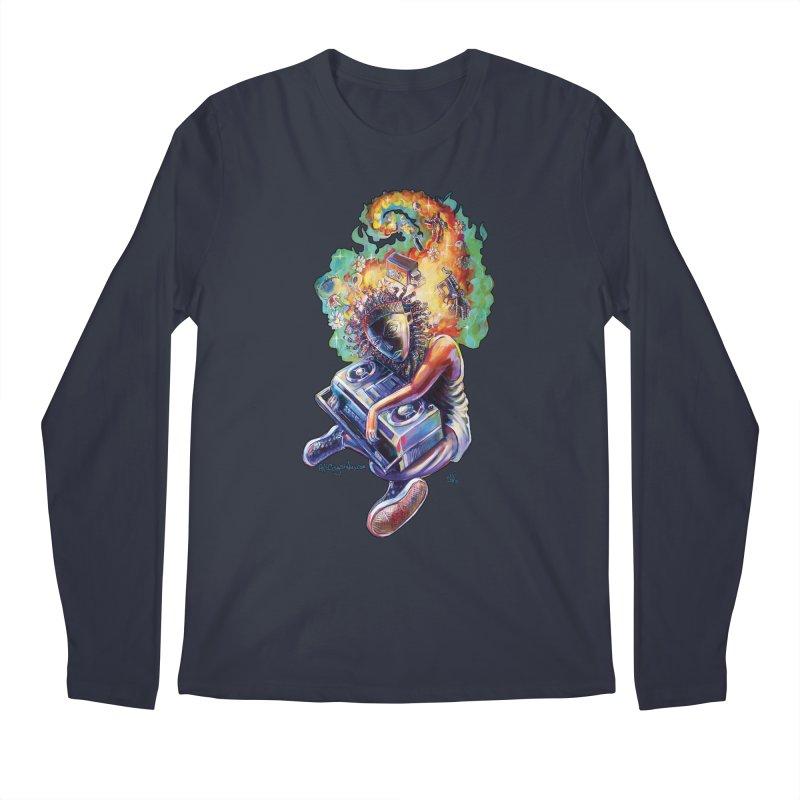 Process # 4 Men's Regular Longsleeve T-Shirt by All City Emporium's Artist Shop