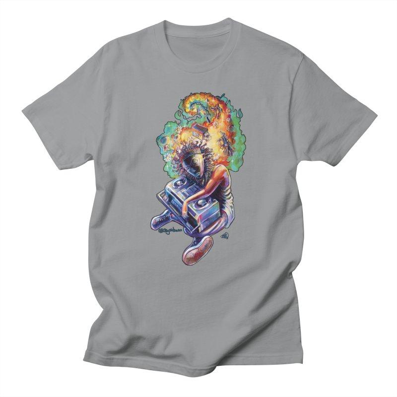 Process # 4 Men's Regular T-Shirt by All City Emporium's Artist Shop