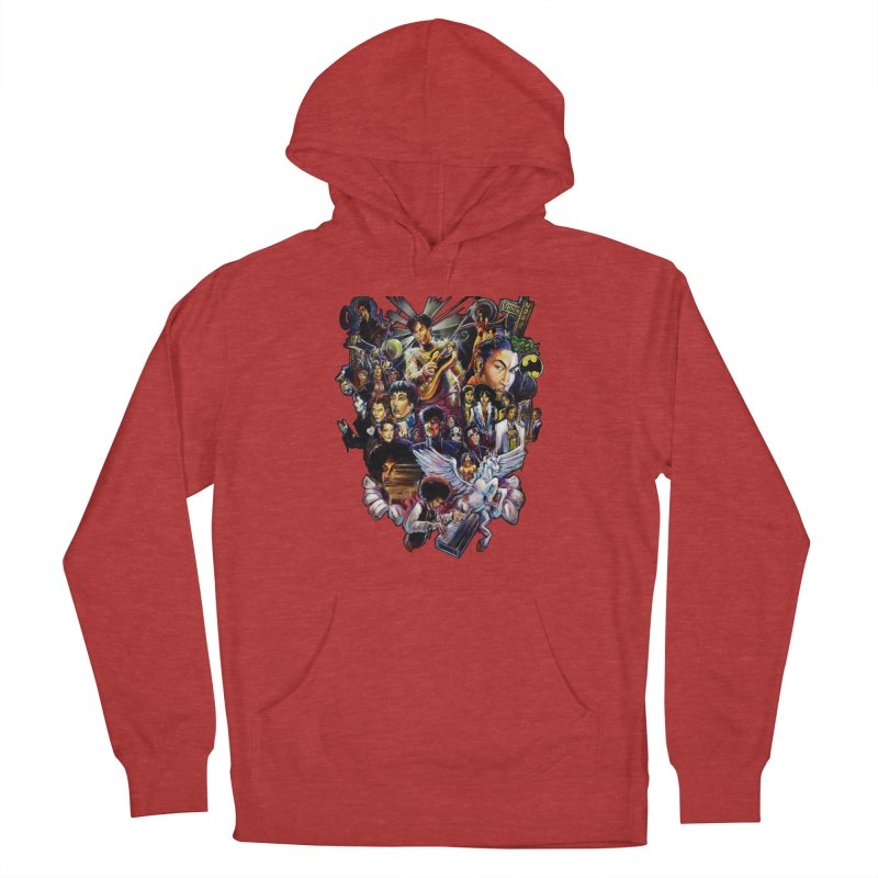Mr.Nelson Women's French Terry Pullover Hoody by All City Emporium's Artist Shop