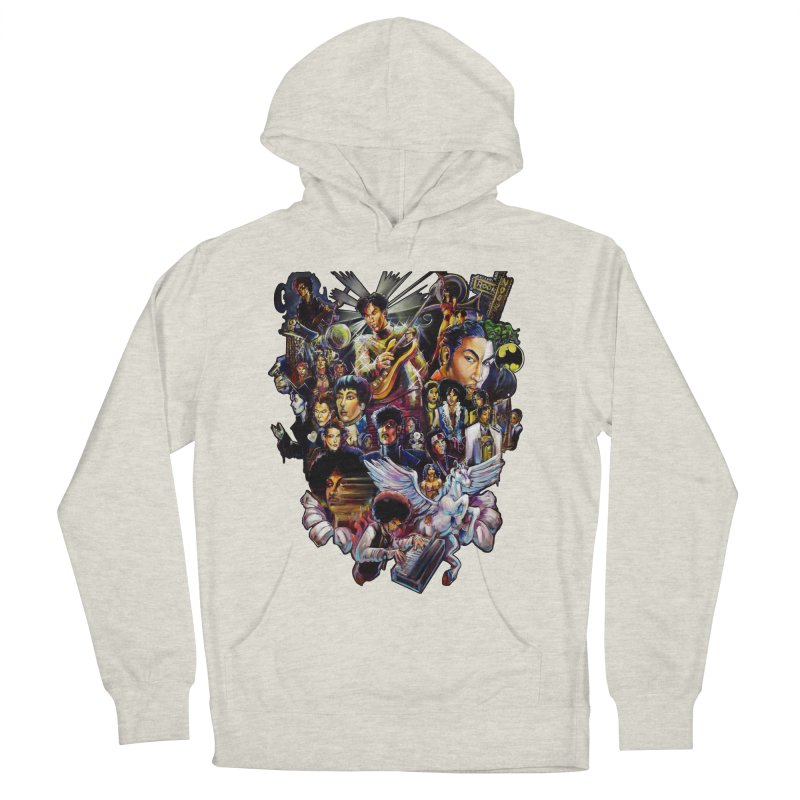 Mr.Nelson Men's French Terry Pullover Hoody by All City Emporium's Artist Shop
