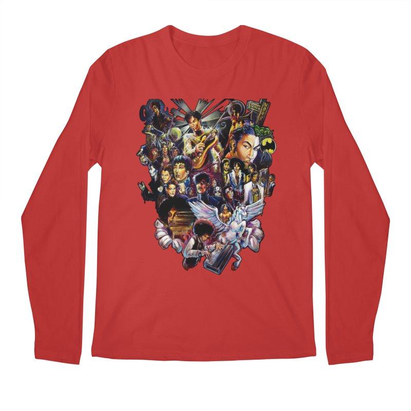 Mr.Nelson Men's Regular Longsleeve T-Shirt by All City Emporium's Artist Shop