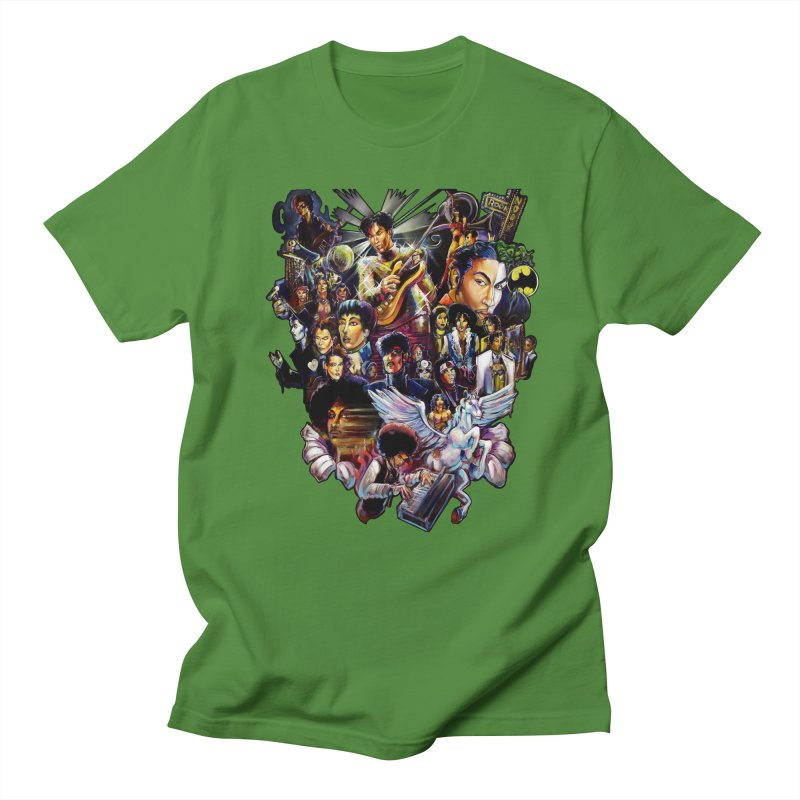 Mr.Nelson Men's T-Shirt by All City Emporium's Artist Shop