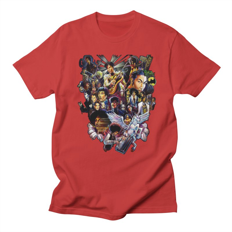 Mr.Nelson Men's Regular T-Shirt by All City Emporium's Artist Shop