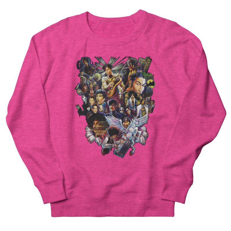 Mr.Nelson Women's French Terry Sweatshirt by All City Emporium's Artist Shop