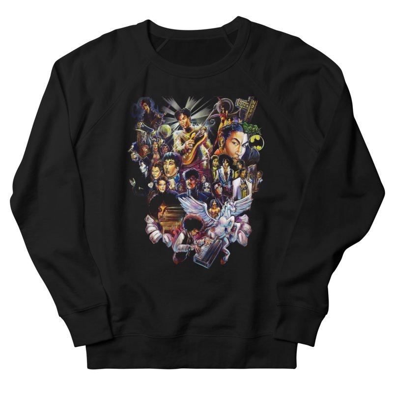 Mr.Nelson Women's French Terry Sweatshirt by All City Emporium's Artist Shop