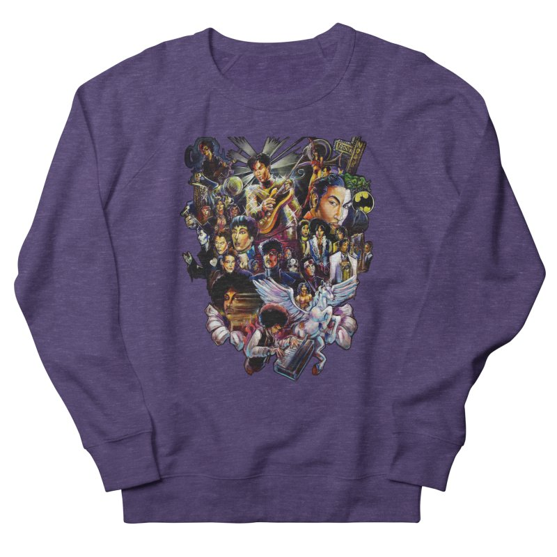 Mr.Nelson Men's French Terry Sweatshirt by All City Emporium's Artist Shop