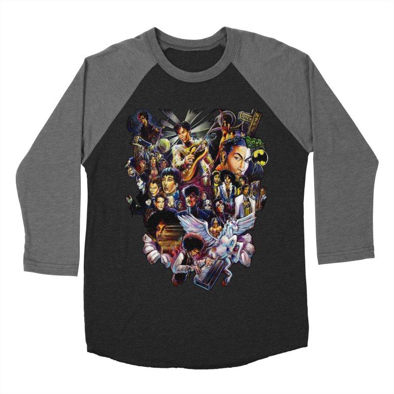 Mr.Nelson Men's Baseball Triblend Longsleeve T-Shirt by allcityemporium's Artist Shop