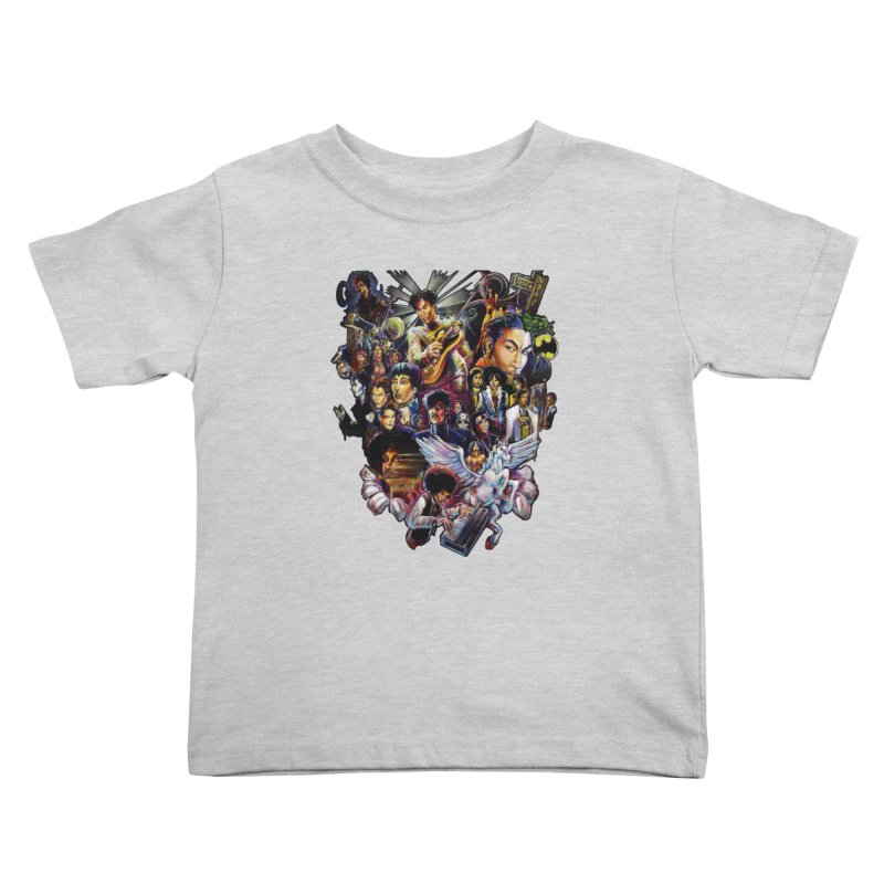 Mr.Nelson Kids Toddler T-Shirt by allcityemporium's Artist Shop