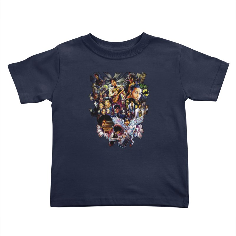 Mr.Nelson Kids Toddler T-Shirt by All City Emporium's Artist Shop
